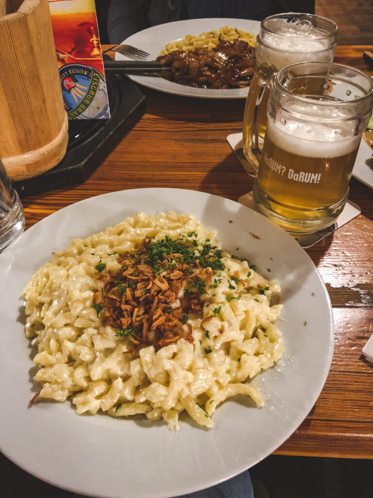 The best place to eat during your 1 weekend in Mainz