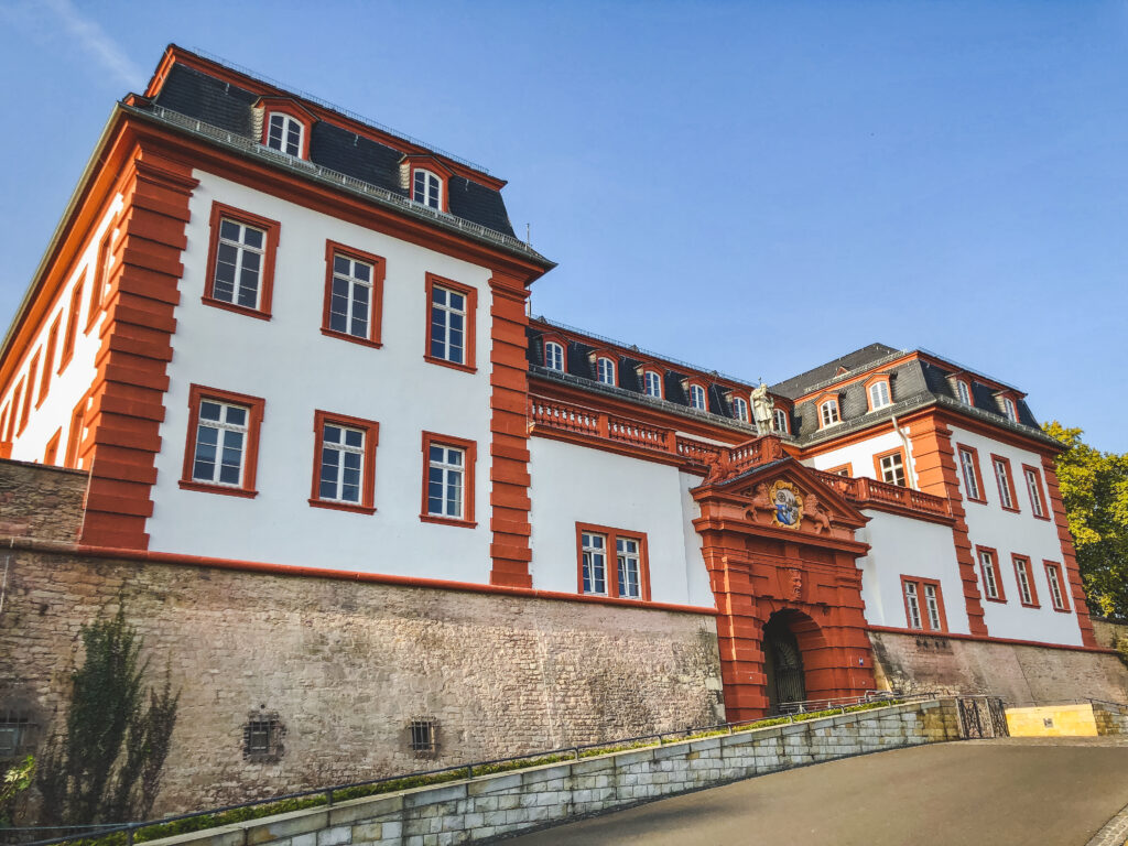 The Citadel is among the most important monuments of Mainz