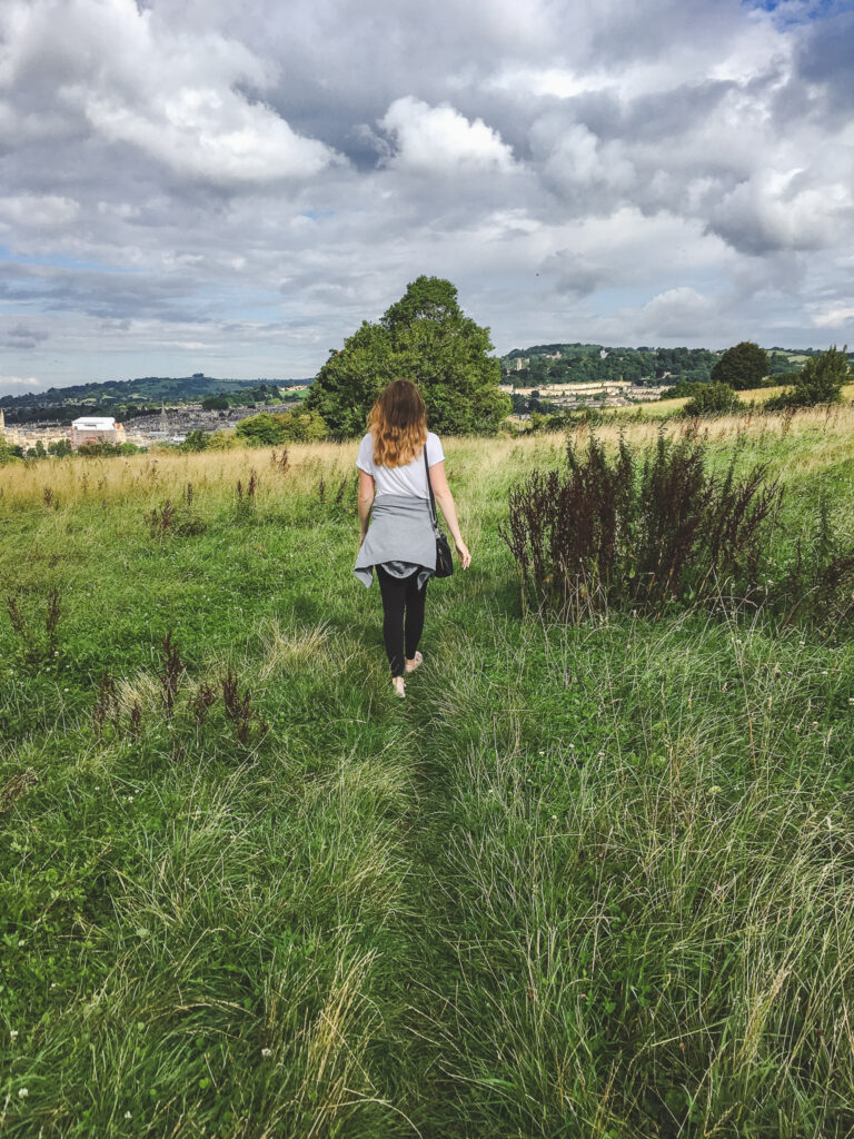 Even with only 24 hours in Bath, take time to explore the surroundings.