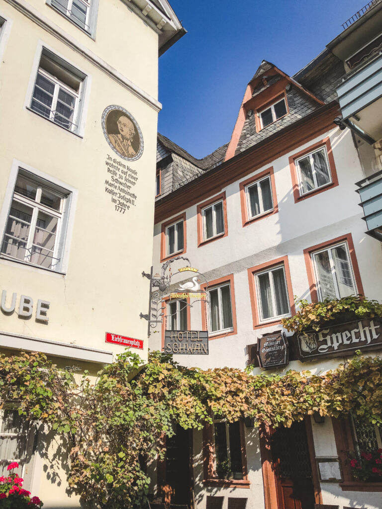 Where to stay during your 1 weekend in Mainz