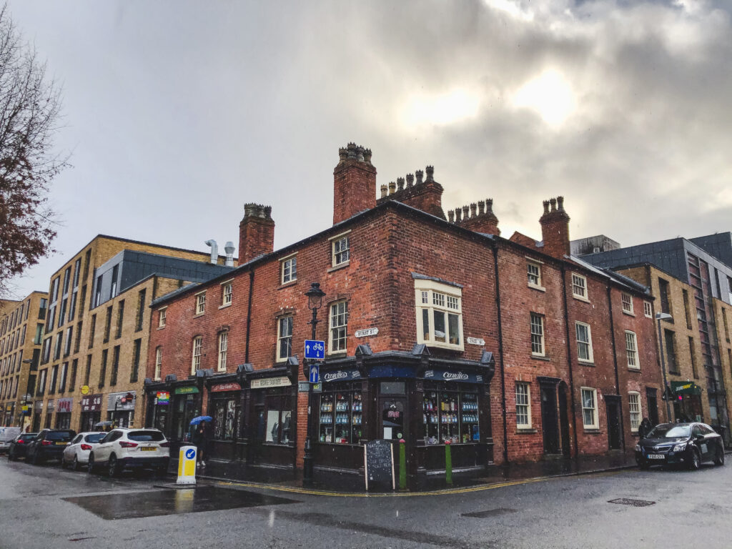The Birmingham Back-to-Backs is a quirky cluster of restored back-to-back terraced houses that take you through the lives of the working-class