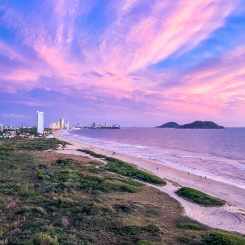 Use the perfect itinerary for Mazatlan, Mexico to explore this colonial city! The best guide for what to do, what to see, and where to stay.