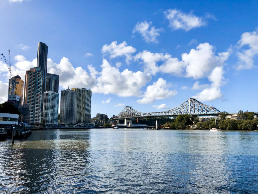 Story Bridge is Brisbane's most iconic structure in its skyline