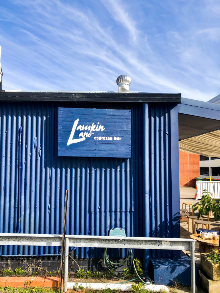 Lamkin Lane Espresso Bar in Caloundra is an essential stop on one of the Top 4 Day Trips From Brisbane