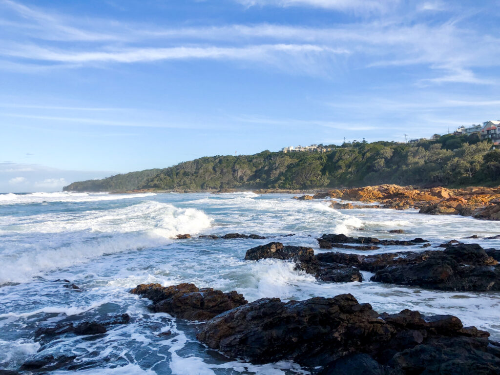 The Sunshine Coast is another one of the Top 4 Day Trips From Brisbane