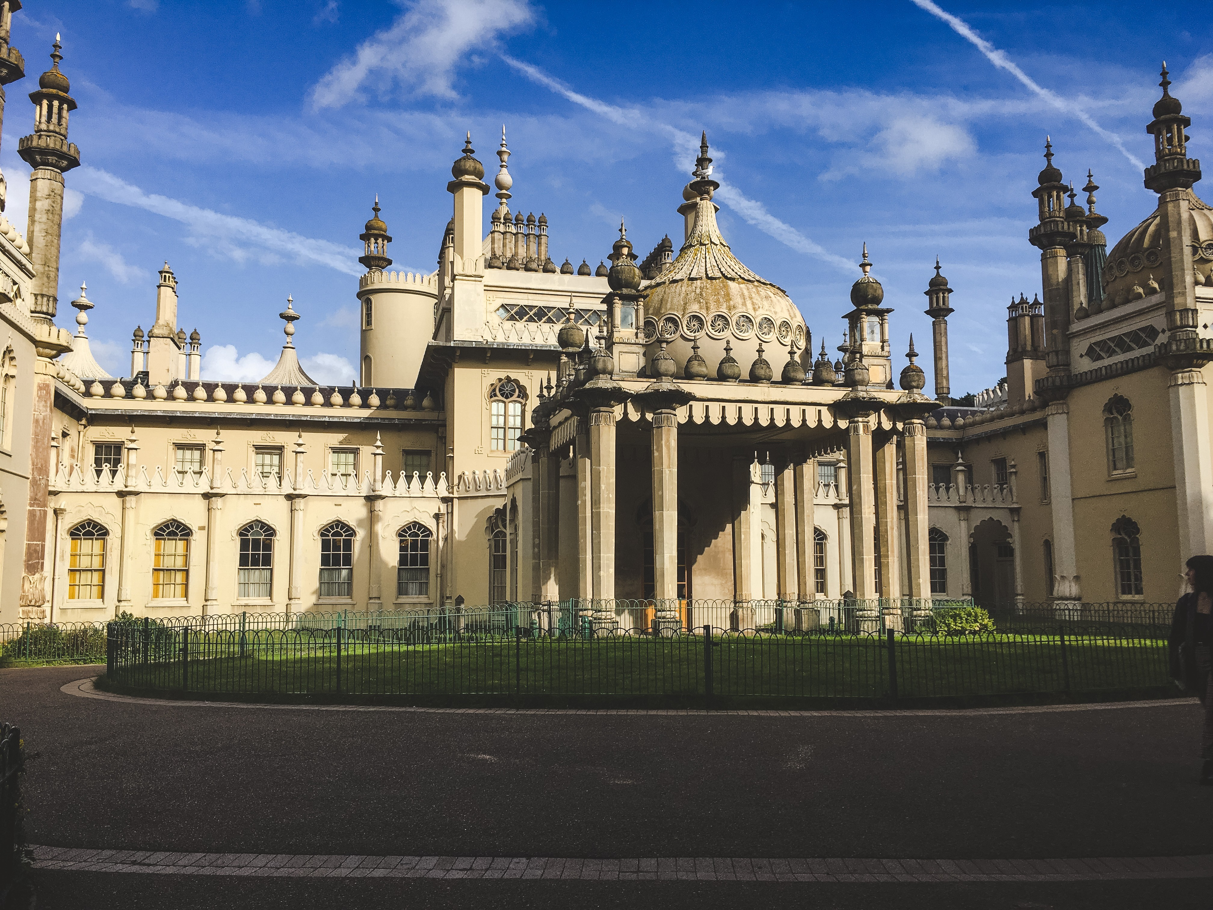 The Royal Pavilion is unlike anything else in England