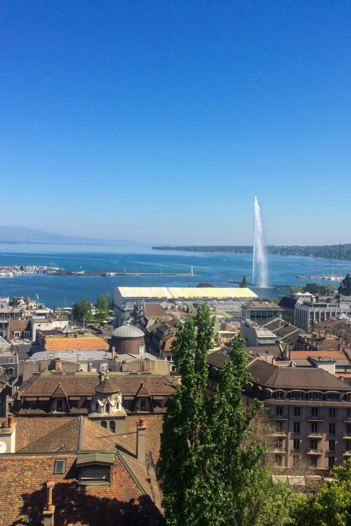 2 Days in Geneva, Switzerland