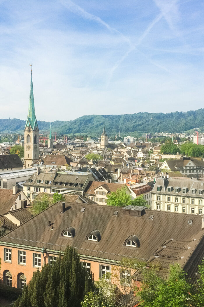 24 Hours in Zürich, Switzerland