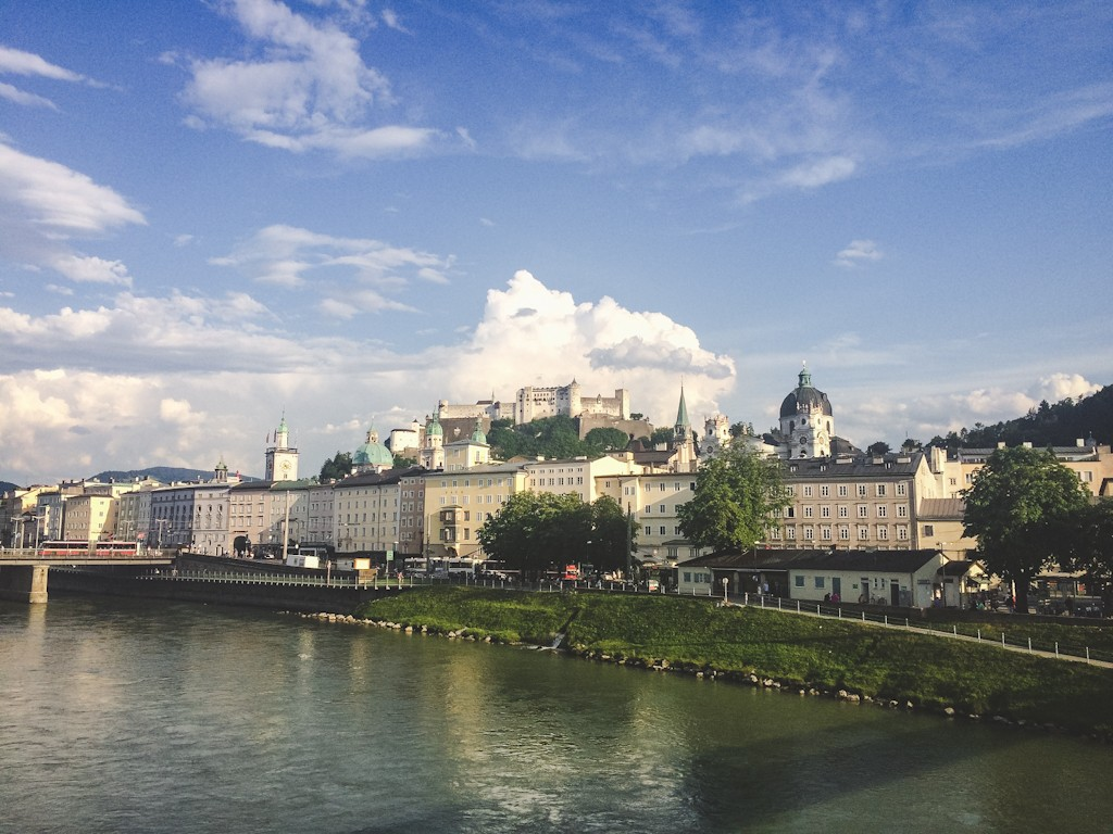 The city of Salzburg and The Sound of Music go hand-in-hand for most people. Walking through the Altstadt with Hohensalzburg rising above the city makes it easy to imagine how the city felt when Mozart was born here.