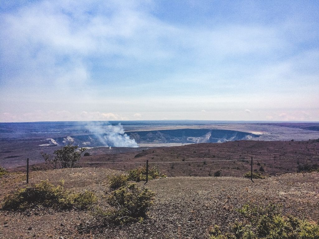 Halemaʻumaʻu Crater no longer looks the same after the 2018 eruption on the Big Island