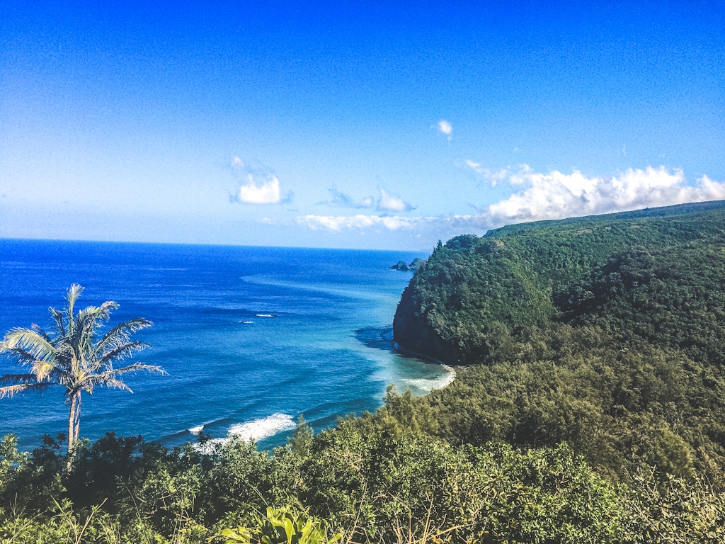 Pololu Valley is also home to waterfalls and a black-sand beach. But Pololu Valley retains a tranquility that Waipi'o doesn't, due to its remote location.