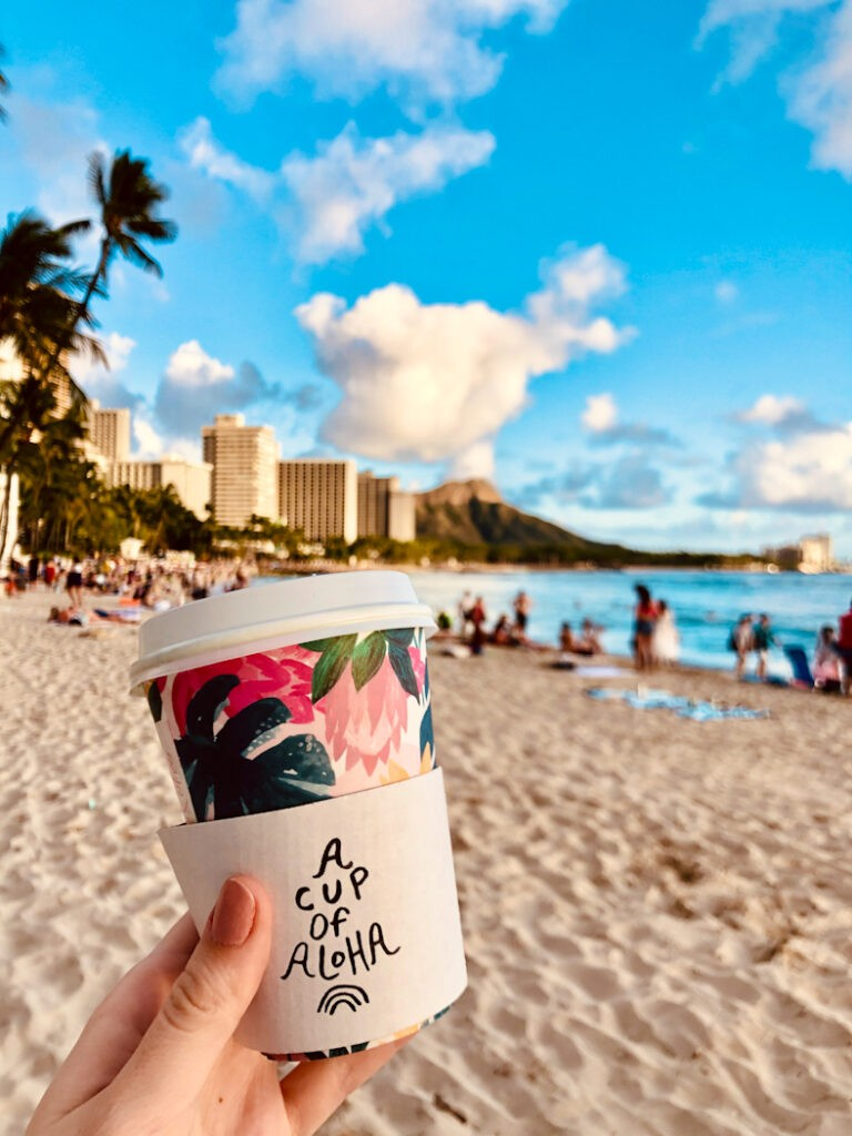 It's hard not to think of Oahu first when someone mentions Hawaii. Between the iconic view of Waikiki beach looking down towards Diamond Head, or the history of Pearl Harbour, there's so much that Oahu offers.