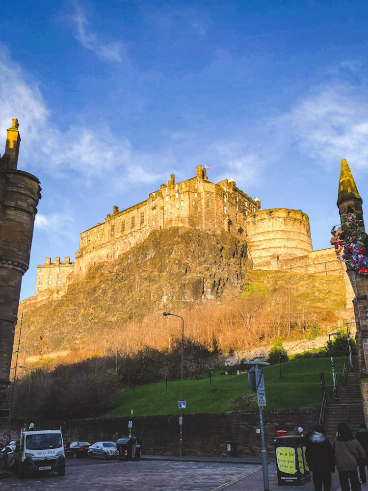 Edinburgh Castle has played a pivotal role in Scottish history, both as a royal residence and as a military stronghold. From the 1700's until the early 1900's the castle served as the British army's main base in Scotland. Today it's Edinburgh's most popular tourist attraction!