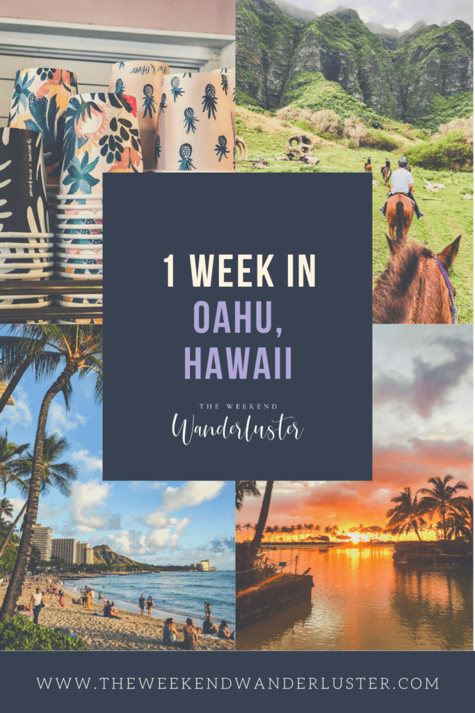 Oahu Bucketlist, 1 week on Oahu, Oahu Hawaii, What to do in Oahu, Things to see in Oahu, Where to stay in Oahu, Guide to Oahu, Oahu Itinerary, Where to eat in Oahu, Where to shop in Oahu, Staying in Waikiki, Hotels in Honolulu