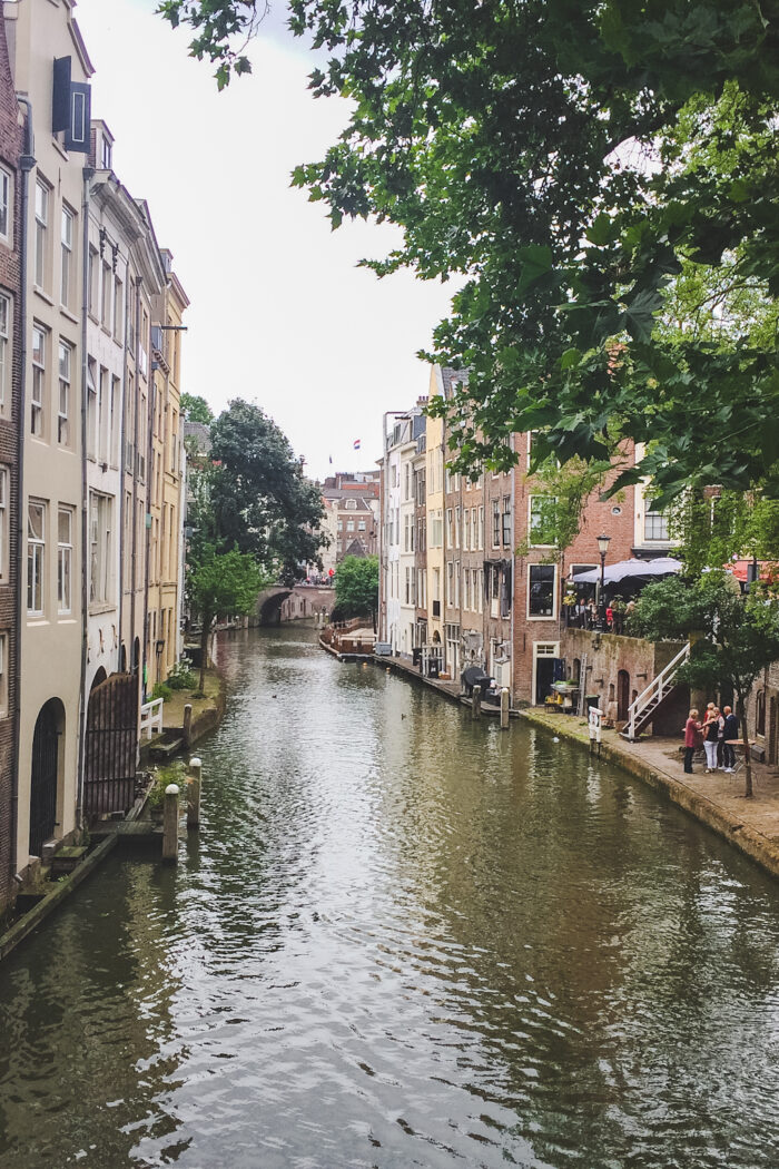 Day Trip to Utrecht, Netherlands